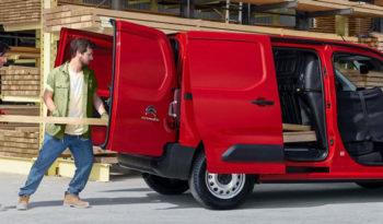 Citroën Berlingo VAN lleno